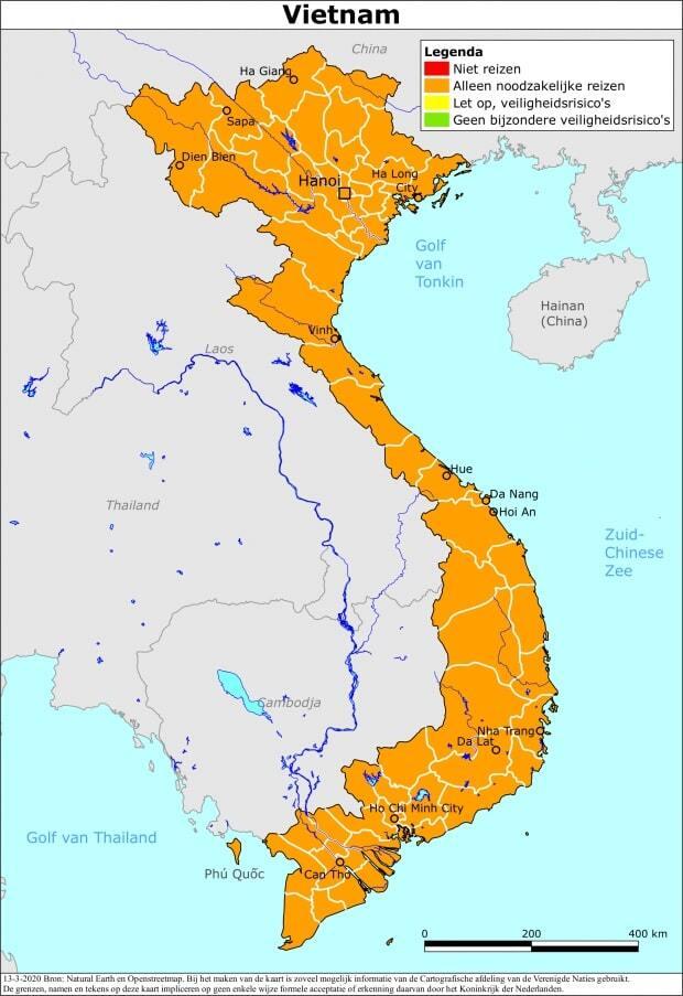 Reisadvies Vietnam - Nederlandwereldwijd - Ministerie van Buitenlandse Zaken